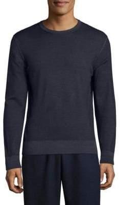 Tomas Maier Overdye Fine Merino Wool Sweater