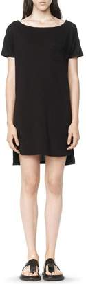 Alexander Wang Classic Boatneck Dress
