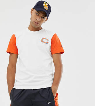 New Era NFL Chicago Bears t-shirt exclusive to asos