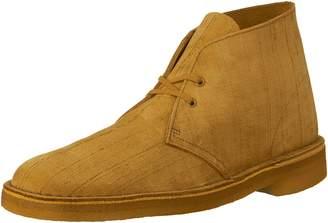 Clarks Men's Desert Lace up Chukka Boot