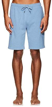 Derek Rose Men's Devon Cotton Terry Shorts