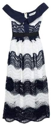 Self-Portrait Knee-length dress