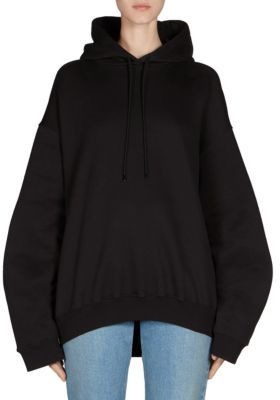 Balenciaga Open Back Sweatshirt