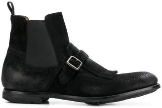 Church's buckle detail ankle boot