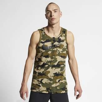 uk availability 0c22f c5b47 Nike Men s Camo Training Tank Dri-FIT