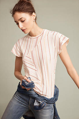 Dolan Left Coast Maximal Striped Top $68 thestylecure.com