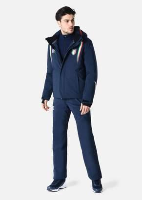 Emporio Armani Ea7 Water-Repellent Ski Jacket