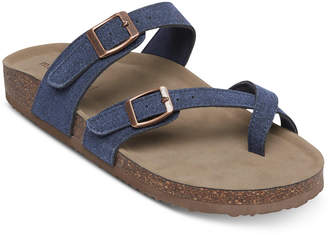 Madden-Girl Bryceee Footbed Sandals