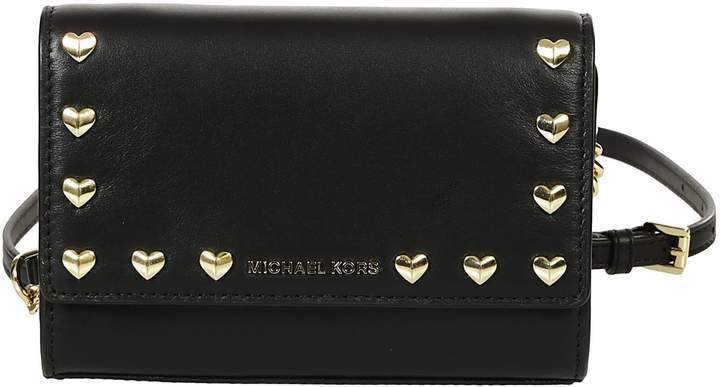 Michael Kors Ruby Shoulder Bag - BLACK - STYLE