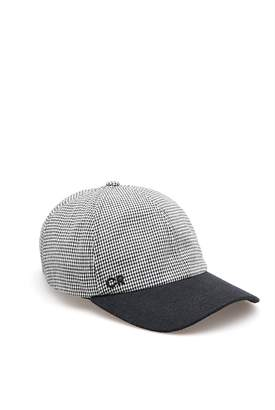 Country Road Spliced Check Cap