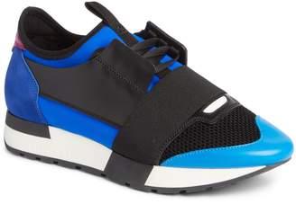 Balenciaga Mixed Media Sneaker