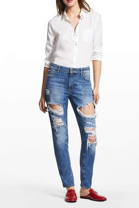 DL1961 DL 1961 Goldie High Rise Tapered Jeans