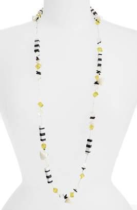 Lele Sadoughi Plankton Necklace
