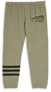 Lauren Moshi Little Boy's& Boy's Mouse Sesame Street Sweatpants