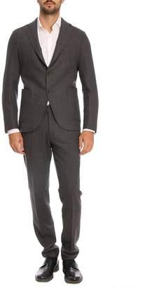Eleventy Suit Suit Men