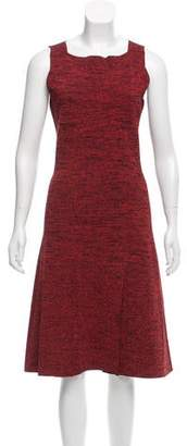 Proenza Schouler Sleeveless A-Line Dress