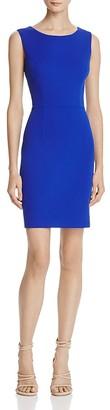 Betsey Johnson Scuba Crepe Dress $128 thestylecure.com