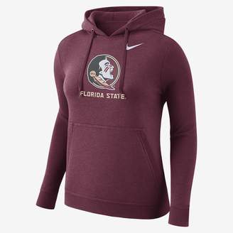 Nike College Club (Ohio State) Women's Pullover Hoodie