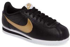 Women's Nike 'Classic Cortez' Sneaker $70 thestylecure.com