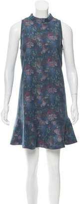 Erin Fetherston ERIN by Zadie Floral Print Dress