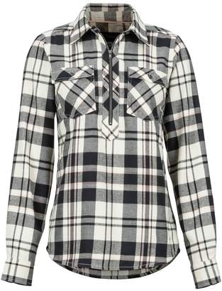 Marmot Women's Joss Lightweight Flannel LS Shirt