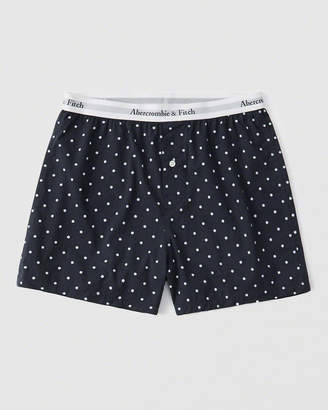 Abercrombie & Fitch Woven Boxer