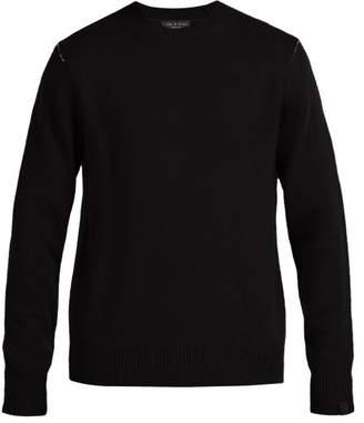 Rag & Bone Haldon Cashmere Sweater - Mens - Black