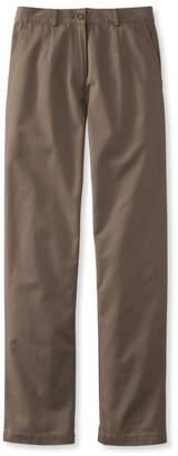 L.L. Bean L.L.Bean Wrinkle-Free Bayside Pants, Original Fit Comfort Waist