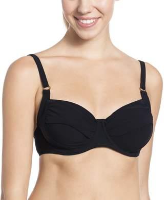 Rosa Faia Womens Twiggy Underwired Bikini Top, ANI-8733-1, 12H