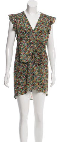 3.1 Phillip Lim3.1 Phillip Lim Silk Mini Dress