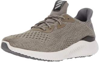 adidas Women's Alphabounce em w Running Shoe, Five/Grey Two/White, 9 Medium US