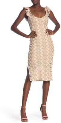 BCBGeneration Sleeveless Knit Dress