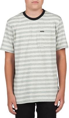 Boy's Volcom Alden Stripe T-Shirt $30 thestylecure.com