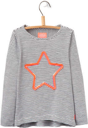 Joules Embellished Jersey Top