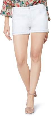 Sam Edelman The Drew Cuffed Denim Shorts