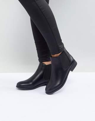Park Lane Flat Chelsea Boots