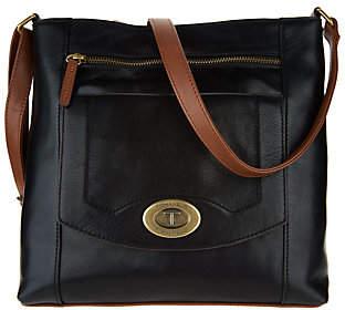 Nobrand NO BRAND Tignanello Vintage LeatherCrossbody