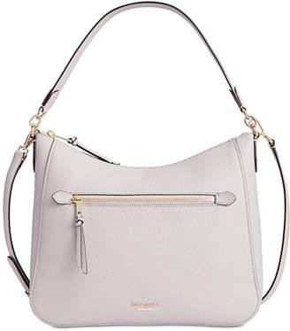 Kate Spade Jackson Street Quincy Medium Pebble Leather Shoulder Bag