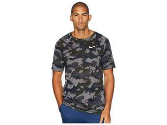 Nike Dry Legend Tee Camo All Over Print