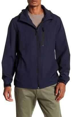 Perry Ellis Packable Hooded Jacket