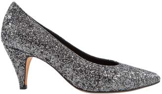 IRO Grey Glitter Heels
