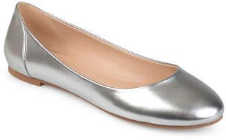 Journee Collection Womens Kavn Ballet Flats Round Toe