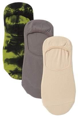 Hue Tie Dye Liner Socks
