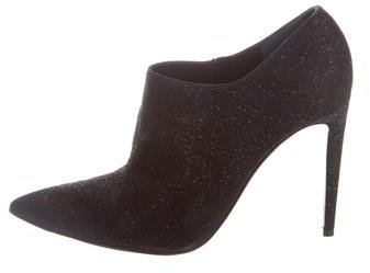 Ralph Lauren Collection Tahira Glitter Booties