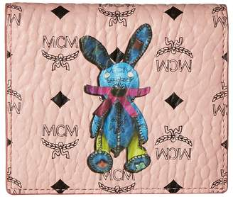 MCM Rabbit Flap Wallet/Bifold Mini Handbags