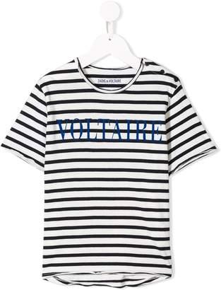 Zadig & Voltaire Kids Jack T-shirt