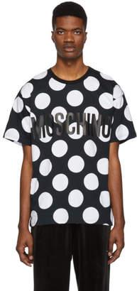Moschino Black Dot T-Shirt