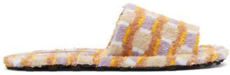 Marni Multicolor Fuzzy Sandals