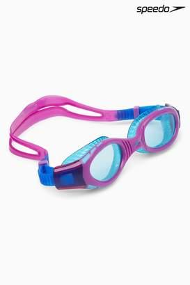 Speedo Girls Futura Biofuse Flexiseal Goggles - Purple