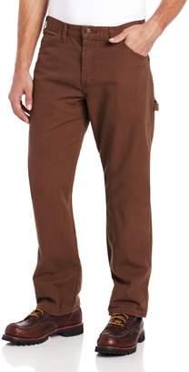 Dickies Men's Relaxed Fit Straight leg Duck Carpenter Jean